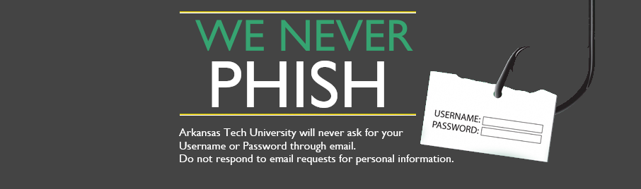 We Never Phish